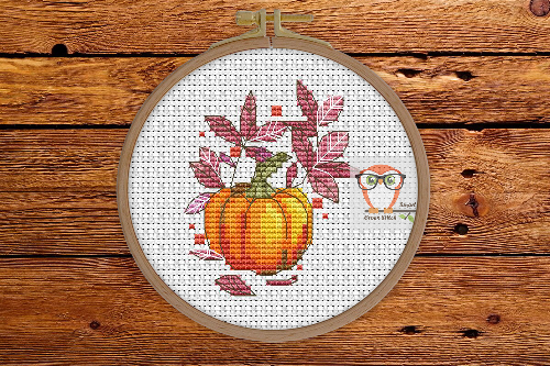 Little Pumpkin - Autumn Sampler