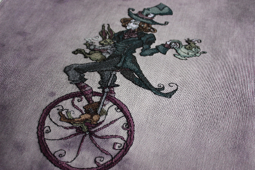 This Mad Hatter by Iren Horrors