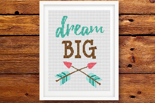Dream Big - Tribal Animals