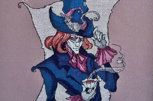 The Mad Hatter 2 by Iren Horrors